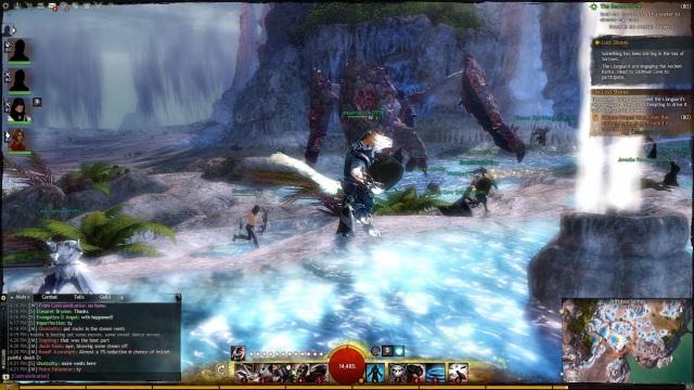 Guild Wars 2 Lost Shores