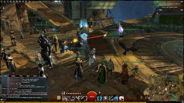 Guild Wars 2 The Dreamer
