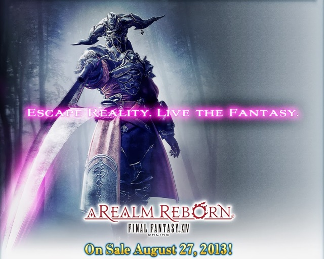A Realm Reborn Launch Date