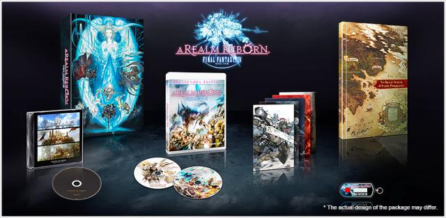 A Realm Reborn Collectors Edition