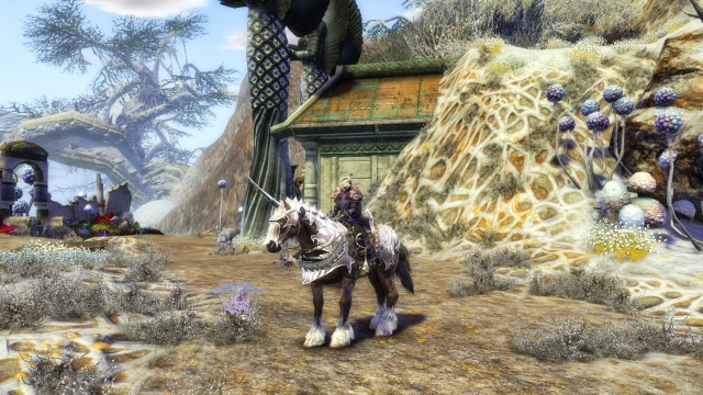 Rift Loyal Armored War Horse