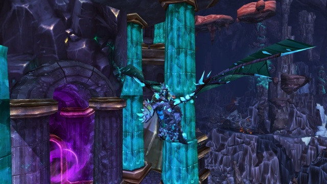 World of Warcraft Vitreous Stone Drake