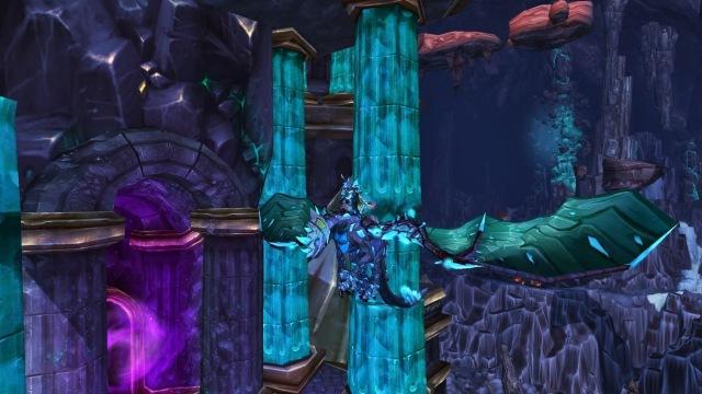 World of Warcraft Vitreous Stone Drake