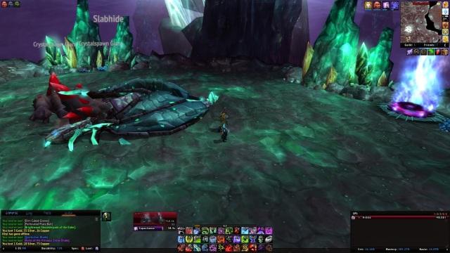 World of Warcraft Slabhide