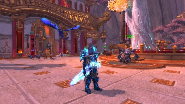 World of Warcraft Hailstorm