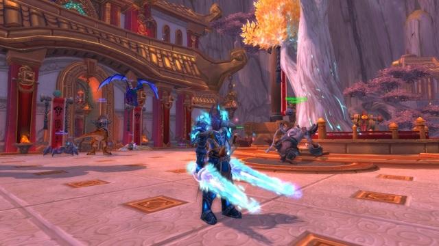 World of Warcraft Hailstorm