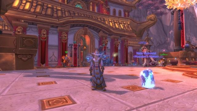 World of Warcraft Mage