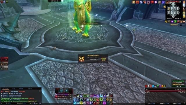 World of Warcraft Level 25 Guild
