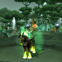 Green Fiyah!