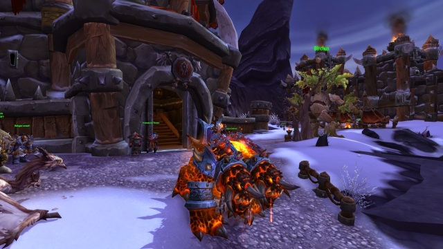 Core Hound Mount