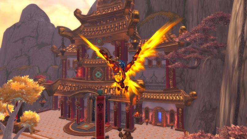 Pureblood Fire Hawk