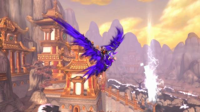 Corrupted Fire Hawk