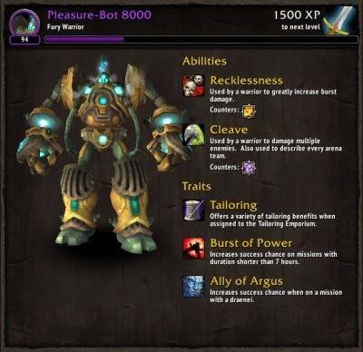 Pleasure-Bot 8000