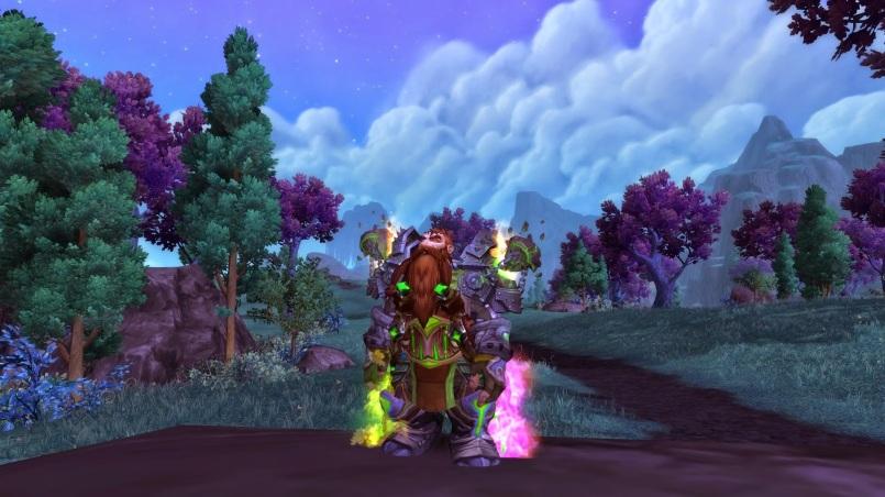 Dwarf Enhancement Shaman