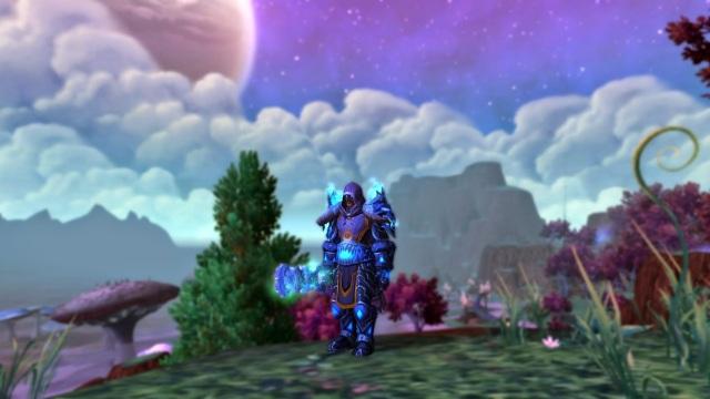World of Warcraft Death Knight Transmog