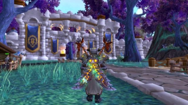 World of Warcraft Tier 10 Warrior