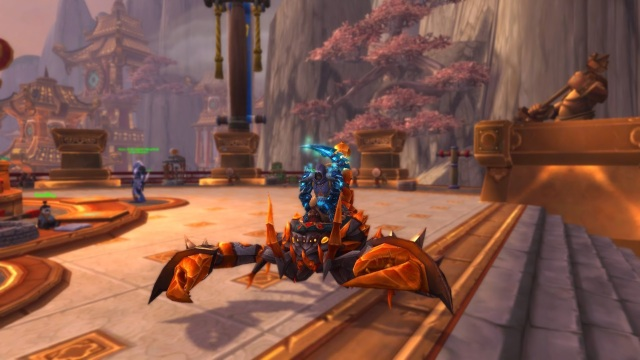 Reins of the Amber Scorpion