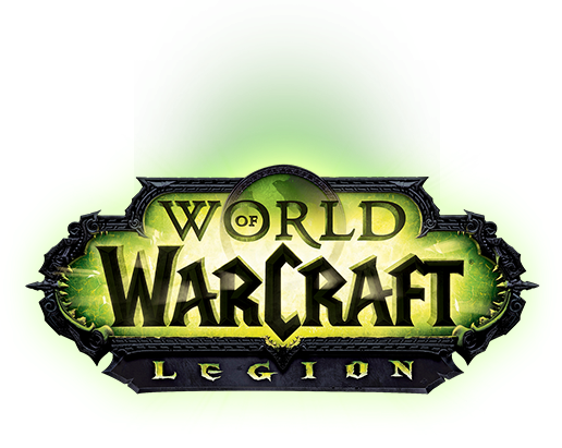 World of Warcraft Legion Logo