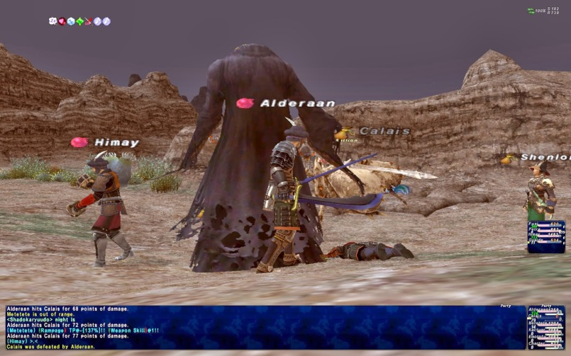 Final Fantasy XI Xolotl