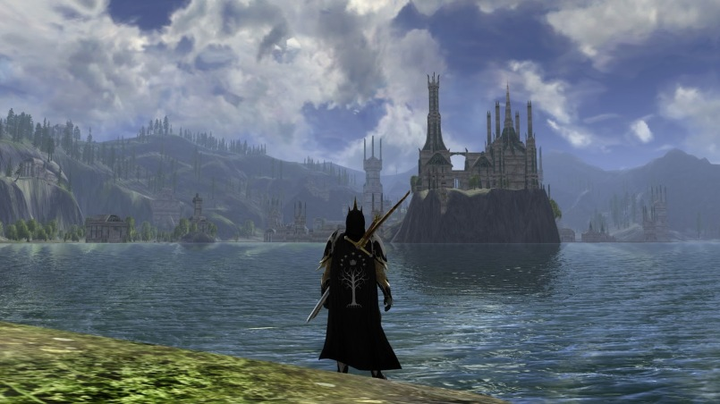 Lord of the Rings Online Champion