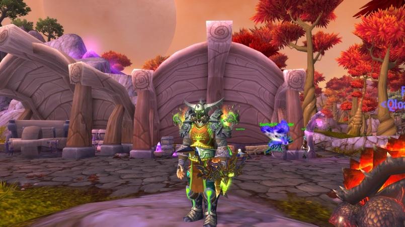 World of Warcraft Hunter