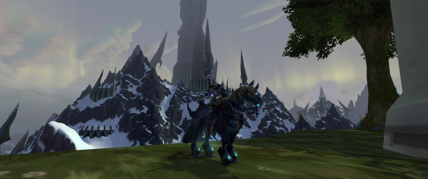 World Of Warcraft Invincible