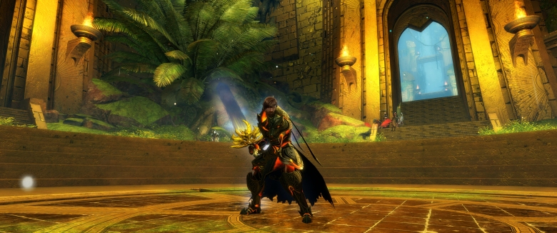 GW2 Warrior