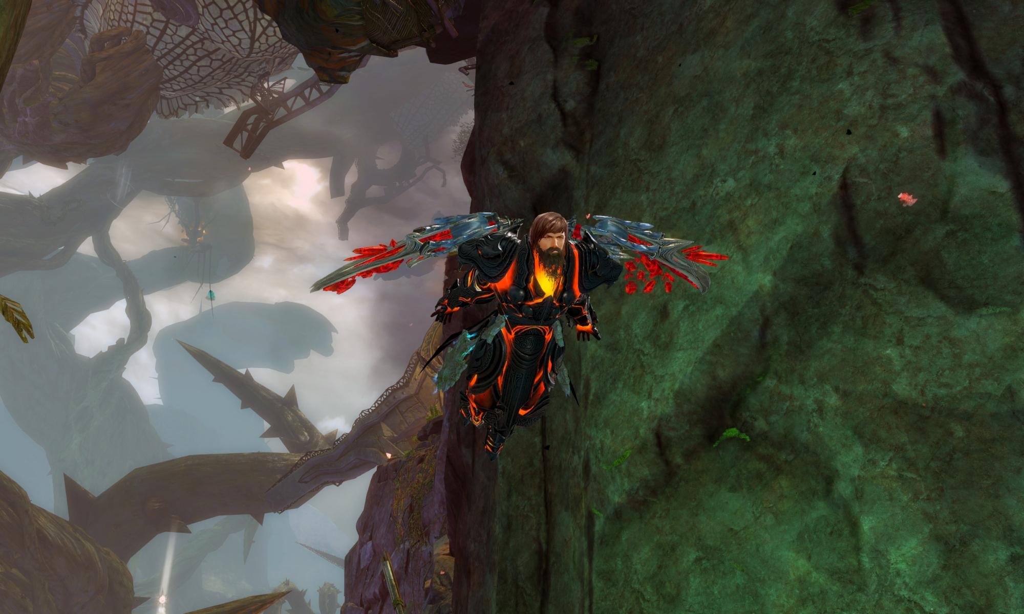 GW2 Gliding