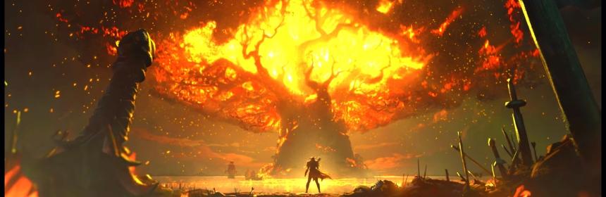 Burning of Tel