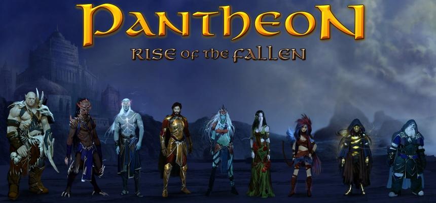 Pantheon MMO