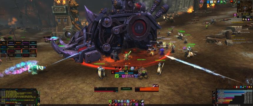 The Siege of Lordaeron