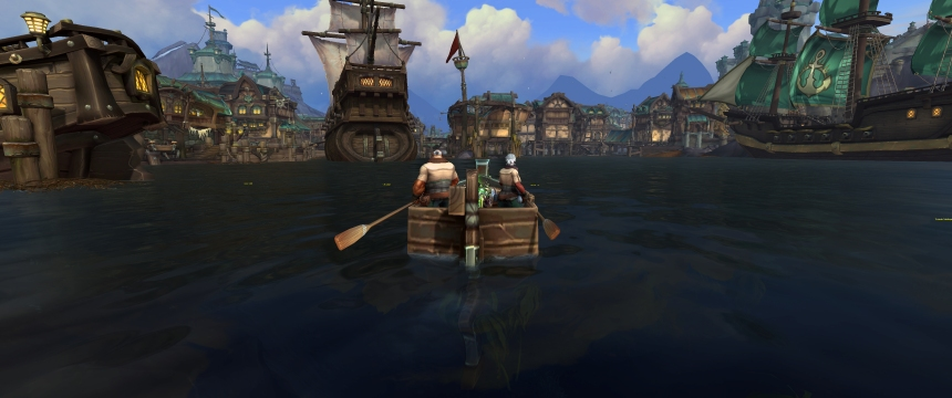 Tiragarde Sound